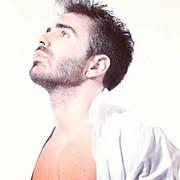 Giannis Efstathiou model (Γιάννης Ευσταθίου μοντέλο). Photoshoot of model Giannis Efstathiou demonstrating Face Modeling.Face Modeling Photo #174663