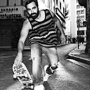 Giannis Efstathiou model (Γιάννης Ευσταθίου μοντέλο). Photoshoot of model Giannis Efstathiou demonstrating Fashion Modeling.Fashion Modeling Photo #174665