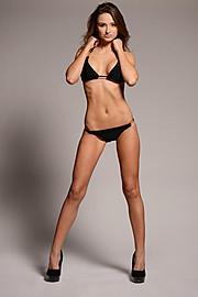 Ginny Connor model. Photoshoot of model Ginny Connor demonstrating Body Modeling.Body Modeling Photo #90379