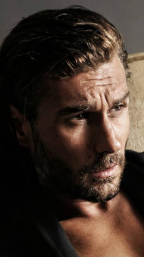 Giorgio Charisi model (Γιώργος Χαρίσης μοντέλο). Photoshoot of model Giorgio Charisi demonstrating Face Modeling.Face Modeling Photo #108833