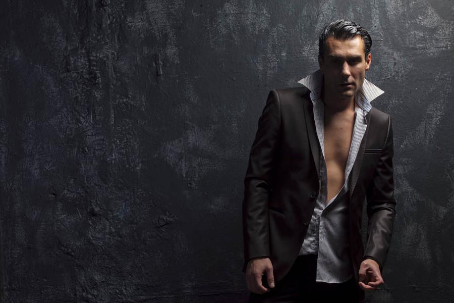 Giorgio Charisi model (Γιώργος Χαρίσης μοντέλο). Photoshoot of model Giorgio Charisi demonstrating Fashion Modeling.Fashion Modeling Photo #108836