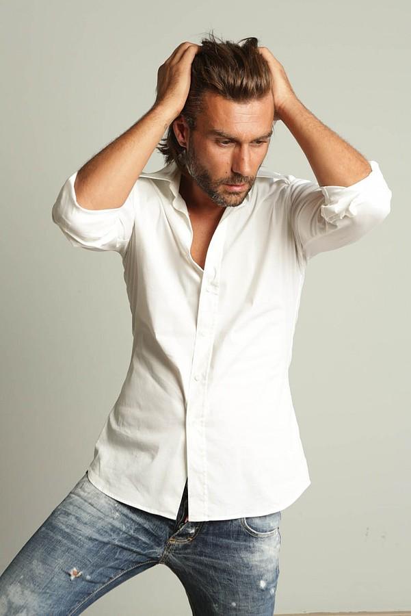Giorgio Charisi model (Γιώργος Χαρίσης μοντέλο). Photoshoot of model Giorgio Charisi demonstrating Fashion Modeling.Fashion Modeling Photo #108849