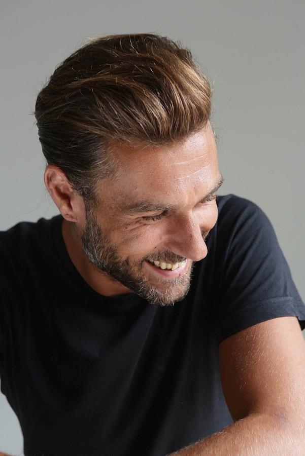Giorgio Charisi model (Γιώργος Χαρίσης μοντέλο). Photoshoot of model Giorgio Charisi demonstrating Face Modeling.Face Modeling Photo #108850