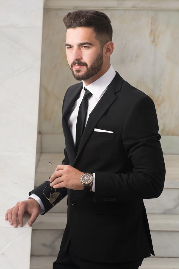 Giorgos Klouvatos Μοντέλο