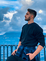 Giorgos Kourtesis (Γιώργος Κουρτέσης) athlete. Photoshoot of model Giorgos Kourtesis demonstrating Fashion Modeling.Fashion Modeling Photo #217154