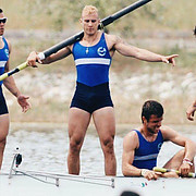 I like this place and I have the strength and the will to do whatever it takes...I am three times world champion in rowing. I speak very goo