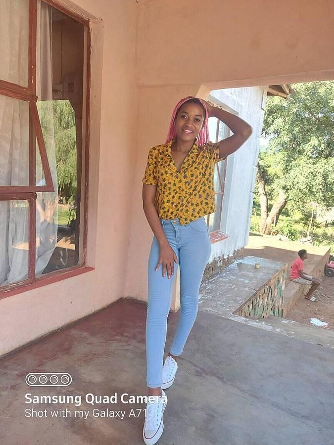 Girly Matemane Model