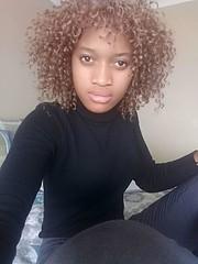 Girly Matemane model. Photoshoot of model Girly Matemane demonstrating Face Modeling.Face Modeling Photo #230509