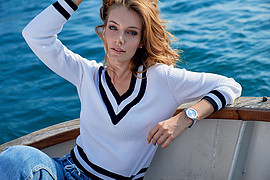Giulia Nicole Magro model (modella). Photoshoot of model Giulia Nicole Magro demonstrating Fashion Modeling.Fashion Modeling Photo #214699
