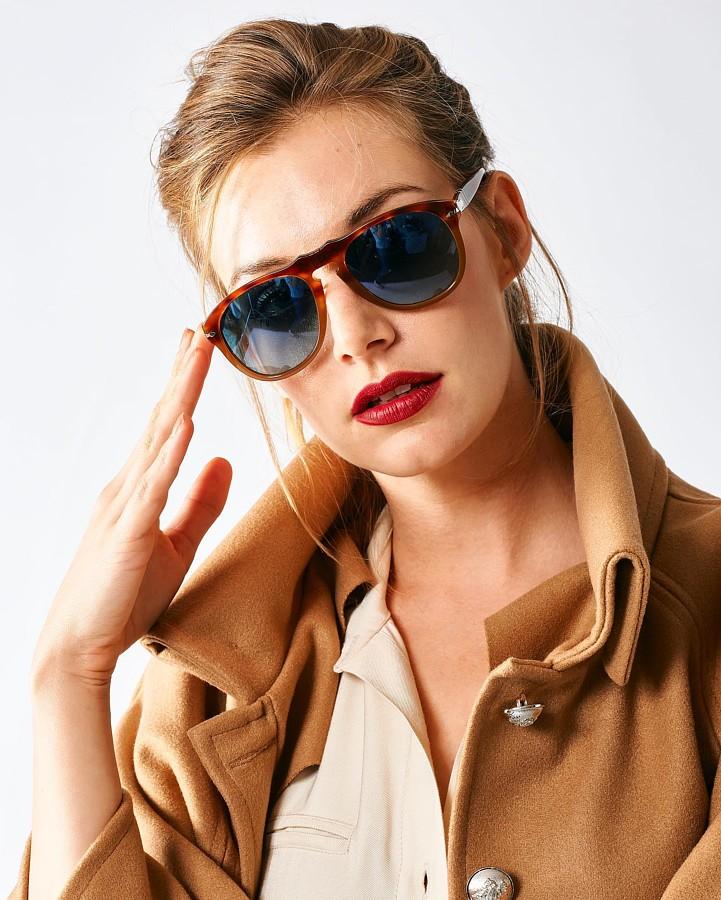 Giulia Nicole Magro model (modella). Photoshoot of model Giulia Nicole Magro demonstrating Face Modeling.EyewearFace Modeling Photo #214703