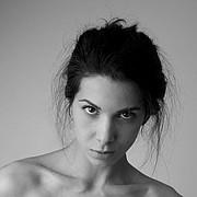 Giulia Ramires modella attore. Photoshoot of model Giulia Ramires demonstrating Face Modeling.Face Modeling Photo #195807