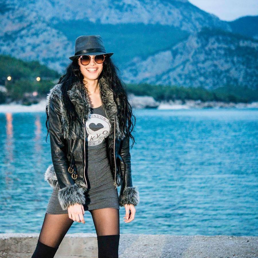 Gizem Kocak (Gizem Koçak) model. Photoshoot of model Gizem Kocak demonstrating Fashion Modeling.Fashion Modeling Photo #113155