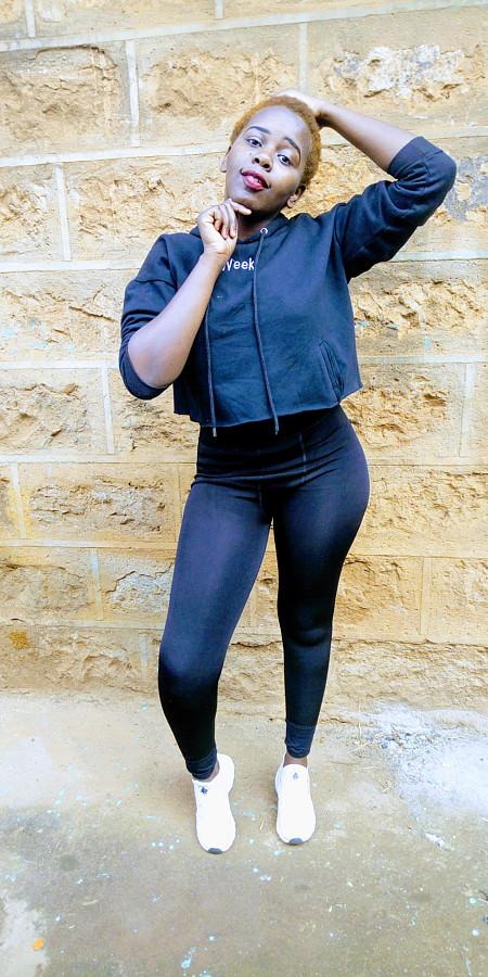 Gladys Mbugua Model