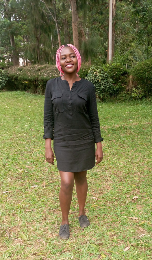 Gloria Olale Model