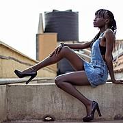 Grace Amuti Model