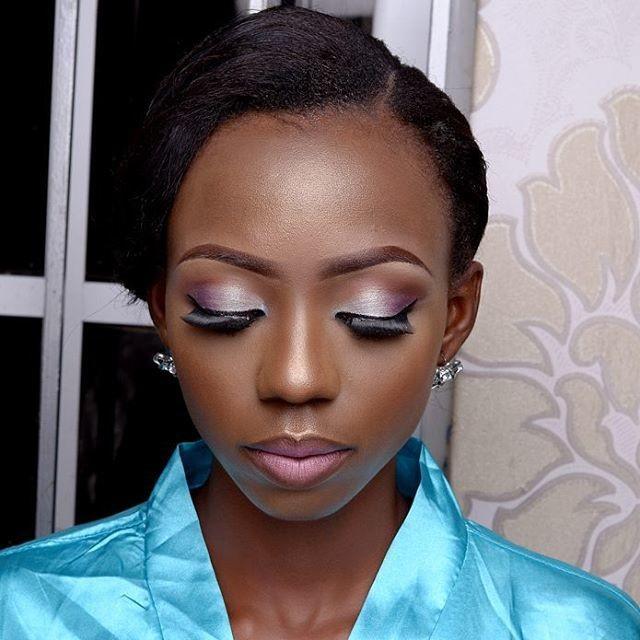 Grace Owoseni model. Photoshoot of model Grace Owoseni demonstrating Face Modeling.Face Modeling Photo #177202