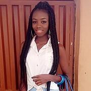Grace Owoseni model. Photoshoot of model Grace Owoseni demonstrating Face Modeling.Face Modeling Photo #177206