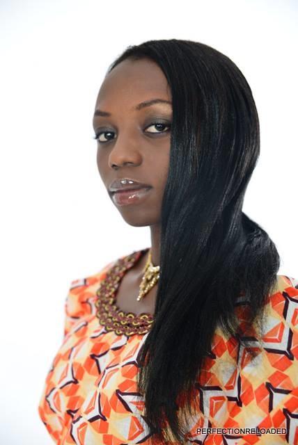 Grace Owoseni model. Photoshoot of model Grace Owoseni demonstrating Face Modeling.Face Modeling Photo #177207