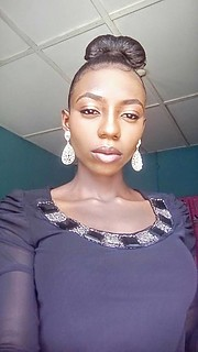 Grace Owoseni model. Modeling work by model Grace Owoseni. Photo #189609
