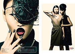 Griselle Rosario makeup artist & hair stylist. Work by makeup artist Griselle Rosario demonstrating Fashion Makeup.Fashion Photography,Fashion Makeup Photo #60559