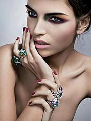 Guilaine Frichot makeup artist (maquilleur). Work by makeup artist Guilaine Frichot demonstrating Beauty Makeup.Beauty Makeup Photo #48391
