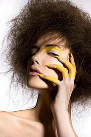 Guilaine Frichot makeup artist (maquilleur). Work by makeup artist Guilaine Frichot demonstrating Beauty Makeup.Beauty Makeup Photo #48526