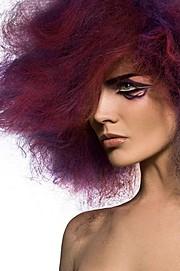 Guilaine Frichot makeup artist (maquilleur). Work by makeup artist Guilaine Frichot demonstrating Creative Makeup.Creative Makeup Photo #48587