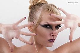 Haley Ryan makeup artist. Work by makeup artist Haley Ryan demonstrating Beauty Makeup.Beauty Makeup Photo #57212