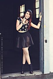 Hanna Joy model. Photoshoot of model Hanna Joy demonstrating Fashion Modeling.Fashion Modeling Photo #127455