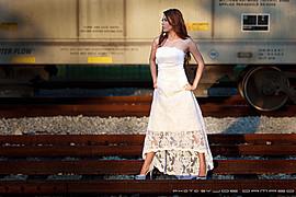 Hanna Joy model. Photoshoot of model Hanna Joy demonstrating Fashion Modeling.Fashion Modeling Photo #127478