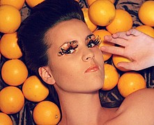 Hanna Laura Olafsdottir makeup artist & hair stylist (sminka & hársnyrtir). Work by makeup artist Hanna Laura Olafsdottir demonstrating Beauty Makeup.Eyelash ExtensionsBeauty Makeup Photo #166472