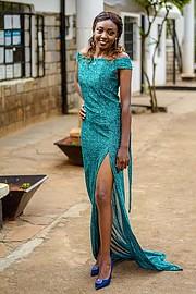 Hannah Wambui Model