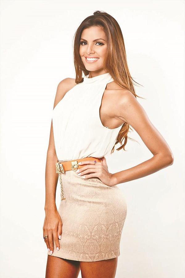 Hannelly Quintero Model