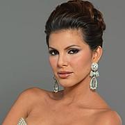 Hannelly Quintero model. Photoshoot of model Hannelly Quintero demonstrating Face Modeling.Face Modeling Photo #82069
