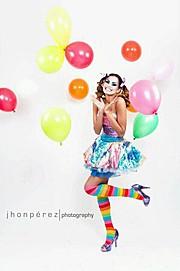 Hannelly Quintero model. Photoshoot of model Hannelly Quintero demonstrating Body Modeling.Body Modeling Photo #82075