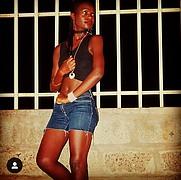 Hariet Adongo model. Photoshoot of model Hariet Adongo demonstrating Fashion Modeling.Fashion Modeling Photo #224583
