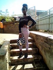 Hariet Adongo model. Photoshoot of model Hariet Adongo demonstrating Fashion Modeling.Fashion Modeling Photo #224592