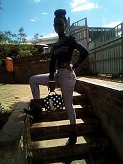 Hariet Adongo model. Photoshoot of model Hariet Adongo demonstrating Fashion Modeling.Fashion Modeling Photo #224593