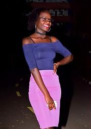 Hariet Adongo model. Photoshoot of model Hariet Adongo demonstrating Fashion Modeling.Fashion Modeling Photo #224721