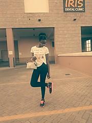 Hariet Adongo model. Photoshoot of model Hariet Adongo demonstrating Fashion Modeling.Fashion Modeling Photo #224728
