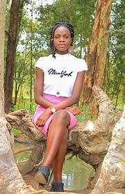 Hariet Adongo model. Photoshoot of model Hariet Adongo demonstrating Fashion Modeling.Fashion Modeling Photo #225748