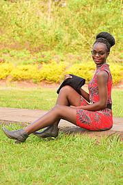 Hariet Adongo model. Photoshoot of model Hariet Adongo demonstrating Fashion Modeling.Fashion Modeling Photo #227803