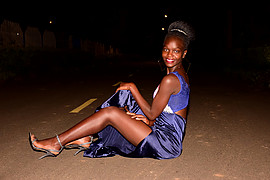 Hariet Adongo model. Photoshoot of model Hariet Adongo demonstrating Fashion Modeling.Fashion Modeling Photo #227812