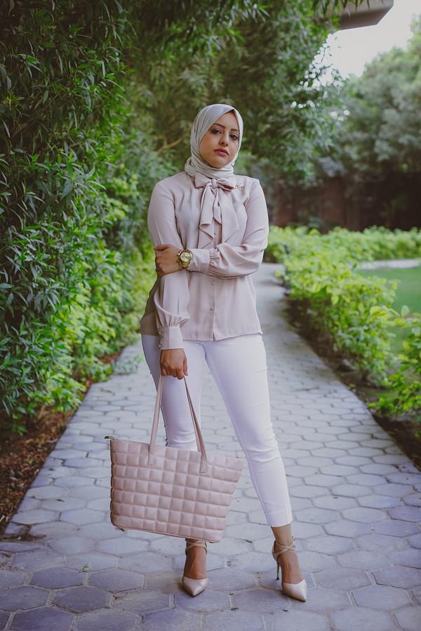 Hassnaa Shams Fashion Stylist