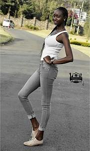 Hellen Mwanzia model. Photoshoot of model Hellen Mwanzia demonstrating Fashion Modeling.Fashion Modeling Photo #214622