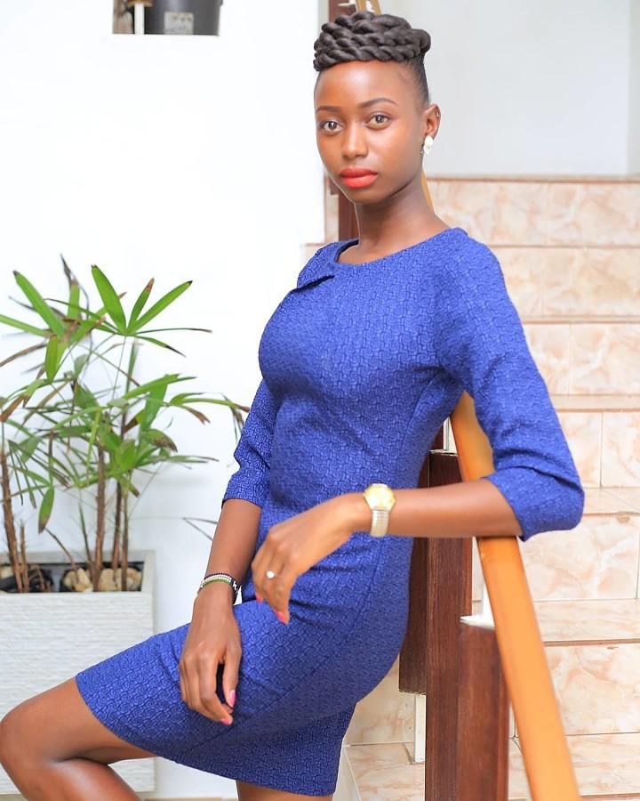 Hellen Mwanzia model. Photoshoot of model Hellen Mwanzia demonstrating Fashion Modeling.Fashion Modeling Photo #214628