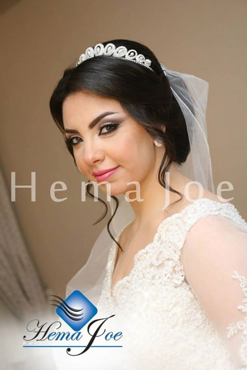 Hema Joe hair stylist. Work by hair stylist Hema Joe demonstrating Bridal Hair Styling.Bridal Hair Styling Photo #73076