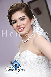 Hema Joe hair stylist. Work by hair stylist Hema Joe demonstrating Bridal Hair Styling.Bridal Hair Styling Photo #73079