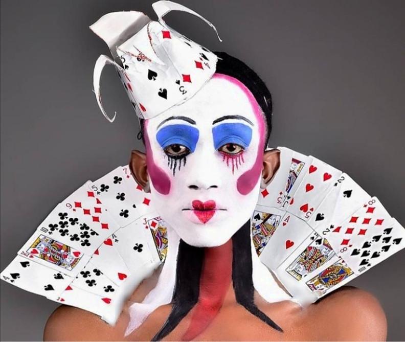 Hezy Gitobu makeup artist. Work by makeup artist Hezy Gitobu demonstrating Creative Makeup.Creative Makeup Photo #229855