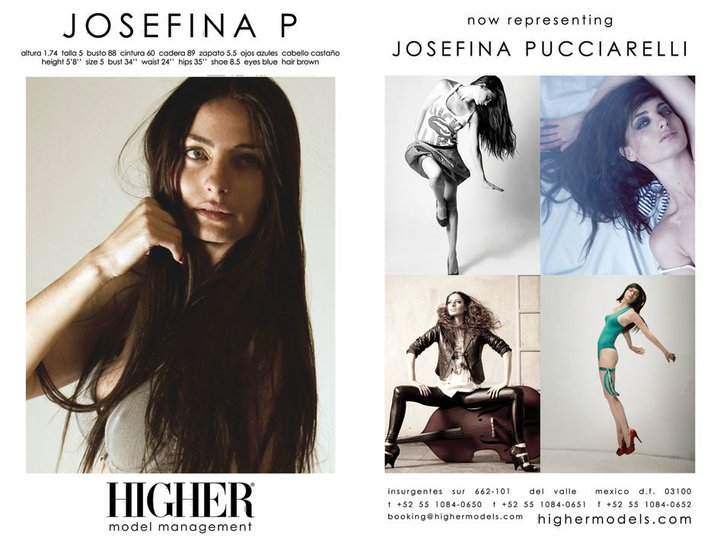 Casting Work 76224 by Higher Models Mexico City
